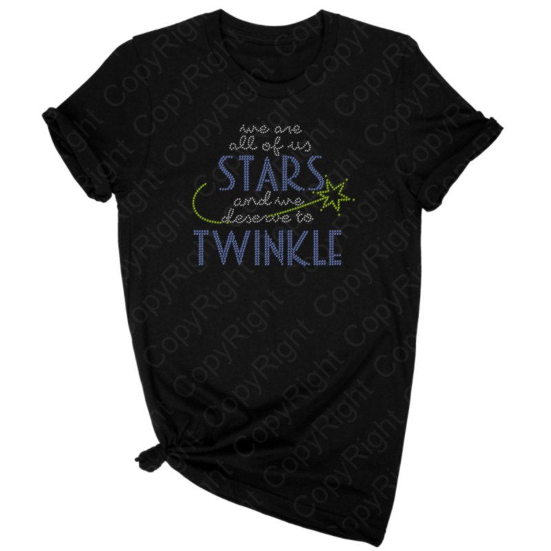 You Deserve to Twinkle