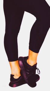 Youth Black Everyday Leggings