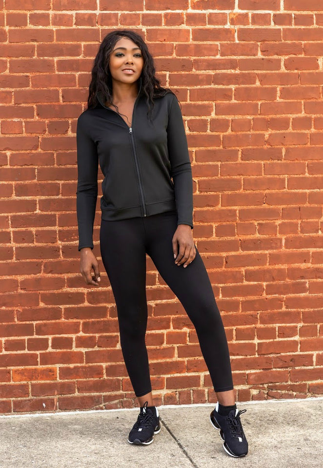 Adult Black Everyday Leggings
