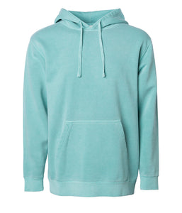 Unisex Pigment Dyed Hoodie