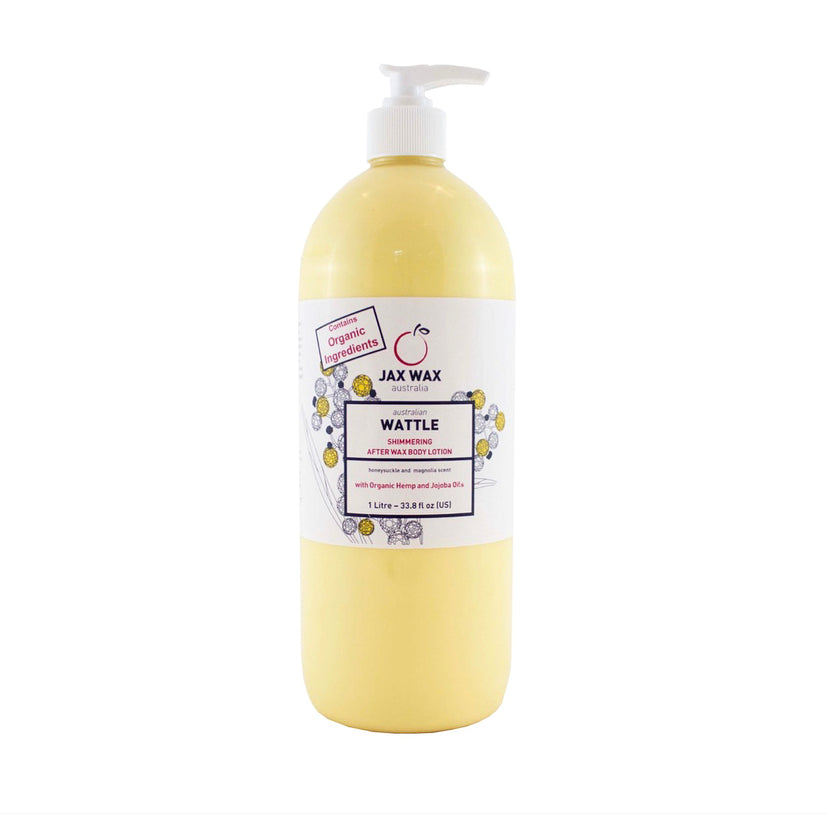 Australian wattle lotion 1L