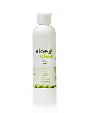 Aloe Clear salon size 250ml