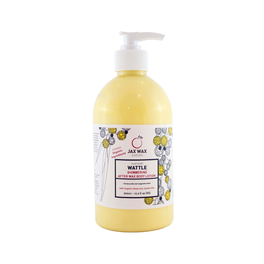 Australian wattle lotion 500ml