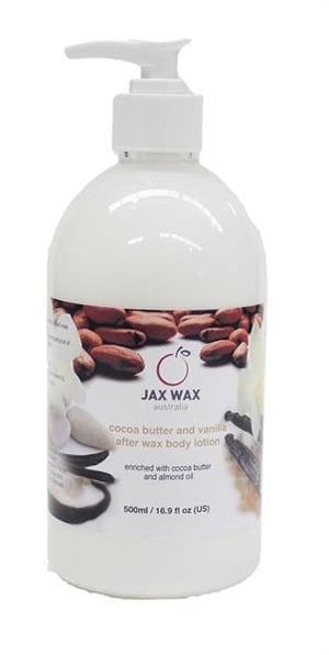 Vanilla lotion 500ml