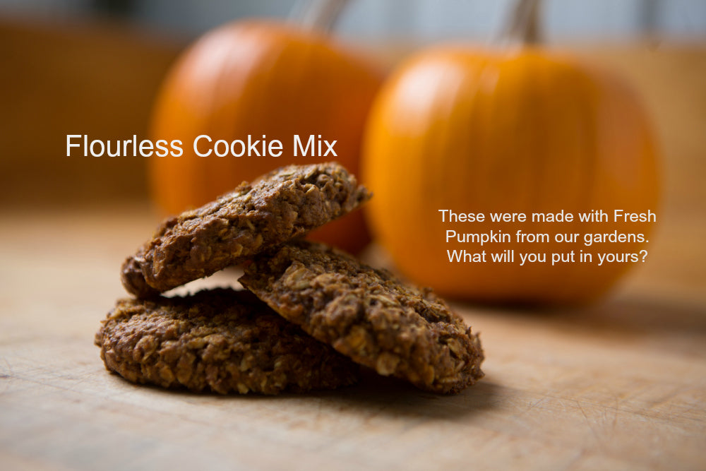 Wheat Free-Flourless Cookie Mix