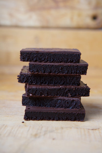 Wheat Free Gourmet Flourless Brownies