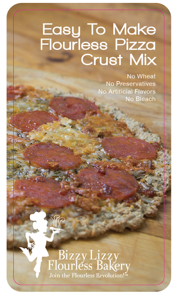 Easy to Make Flourless Pizza Mix
