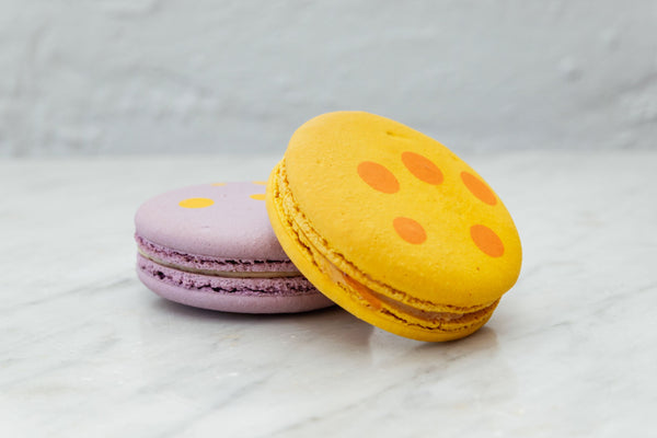 jumbo French macaroons
