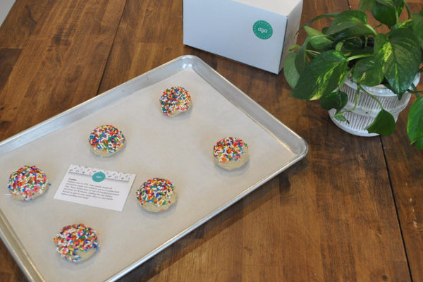 Bake-at-Home Sprinkle Sugar Cookie Dough (6 ea.)