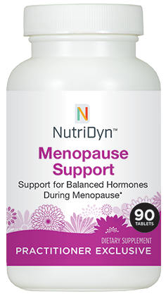 Recent Study Support for Balanced Hormones During Menopause
