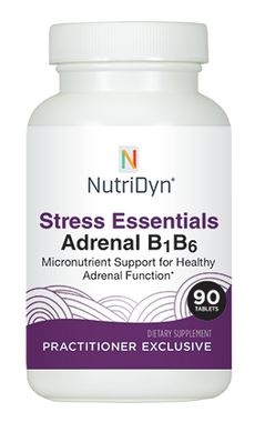 Stress Essentials Adrenal B5B6 Updated Stress Essentials Adrenal B1B6