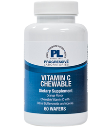Vitamin C Chewable PL Alt Metagenics Ultra Potent-C® Chewable