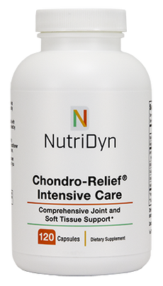 Chondro-Relief® Intensive Care Alt Metagenics Glucosamine Sulfate 750