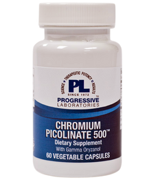Chromium Picolinate 500™ Progressive Laboratories