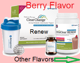 Clear Change® 10 Day Program with UltraClear® RENEW