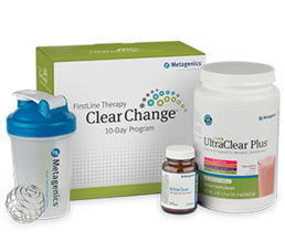 Clear Change® 10 Day Program With UltraClear® Plus