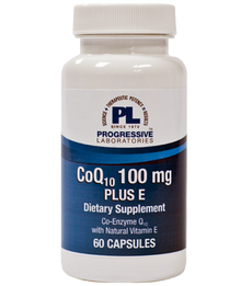 CoQ10 100 Mg Plus E Dr Direct 4U