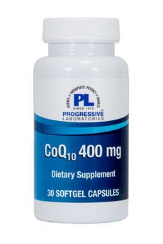 CoQ10 400 Mg PL Dr Direct 4U