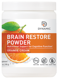 Dynamic Brain Restore Powder (ND)