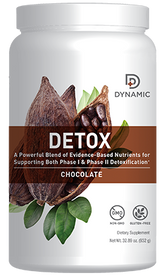 Dynamic Detox Chocolate Replaces Metagenics Ultraclear Plus