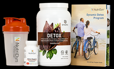 Dynamic Detox Program 10 Day - Chocolate (Replaces Ultraclear Plus)