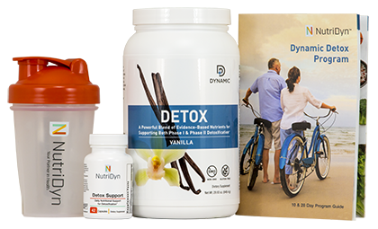Dynamic Detox Program 10 Day - Vanilla (Replaces Ultraclear Plus)