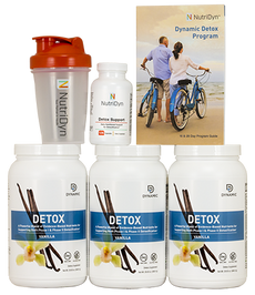 Dynamic Detox Program 28 Day - Vanilla (Ultraclear Plus)