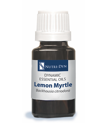 Dynamic Essentials Lemon Myrtle