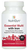 Essential Multi With Iron Alt Metagenics PhytoMullti With Iron