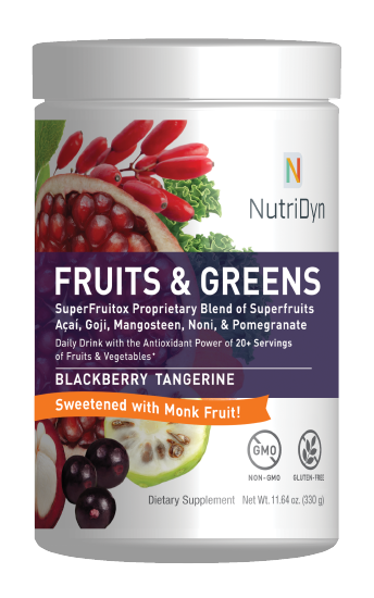 Fruits & Greens With Monk Fruit Blackberry Tangerine Dr Direct