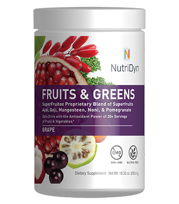 Fruits & Greens Grape Dr Direct