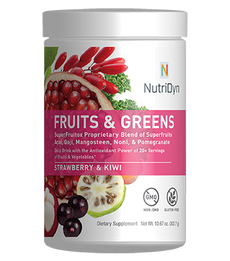 Fruits & Greens Strawberry Kiwi Dr Direct