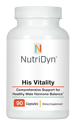 HisArouse Now His Vitality  Alt Metagenics HisSynergy™ Free International Shipping