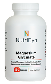 Magnesium Glycinate s/lg Alt Metagenics Mag Glycinate