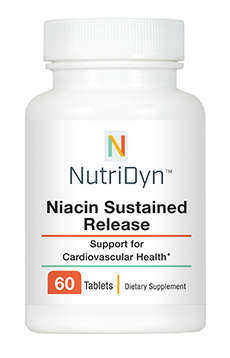 Niacin Sustained Release Alt Metagenics Niatain