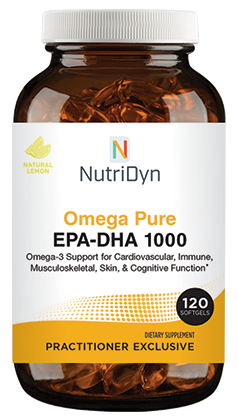 OmegaGenics Fish Oil Alt Omega Pure Fish Oil