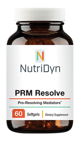 PRM Resolve Replaces Metagenics SPM Active