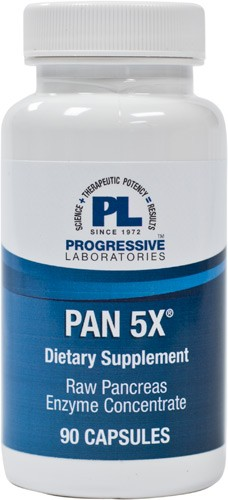 Pan 5X® Alt Metagenics SpectraZyme® Pan 9x