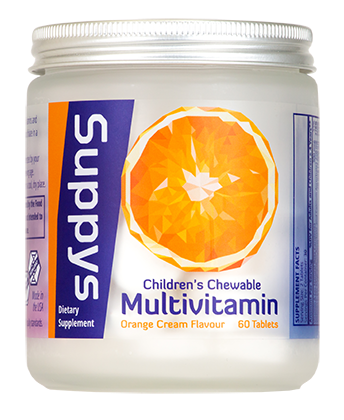 Suppys Multi-Vitamin Replacement PhytoMulti Kids