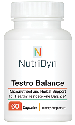 Testro Balance Alternative Metagenics Testralin
