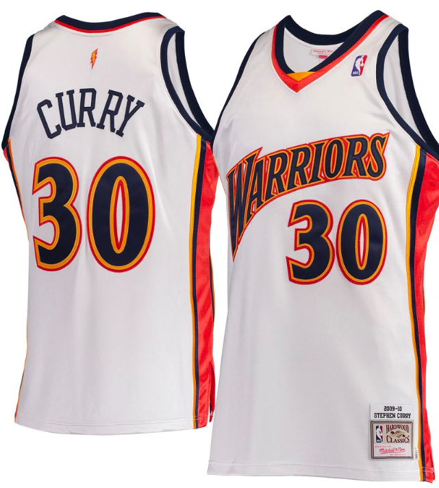 hot sale online 93723 0a4ba GOLDEN STATE WARRIOR JERSEY