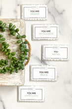 "Load image into Gallery viewer, ""Words for YOU"" Mints (25 pack)"