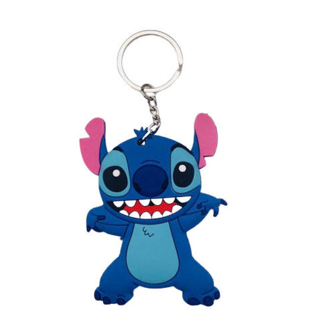 Porte Clé Stitch Affamé