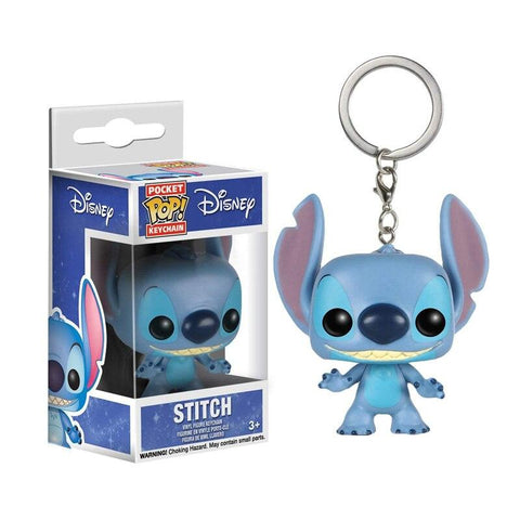 Porte Clé Stitch Pop