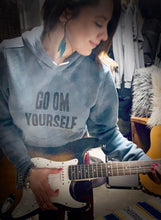 Load image into Gallery viewer, Go OM Yourself - Ananda Spiritual Hoodie - Go OM Yourself