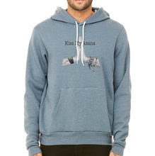 Load image into Gallery viewer, Kiss My Asana Ananda Hoodie - Go OM Yourself - Edgy Yogi Wear - Go OM Yourself