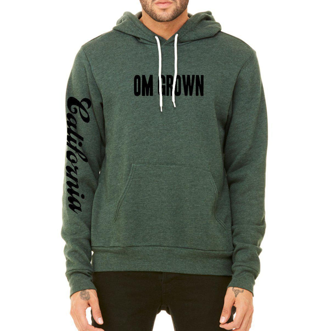 OM Grown - Ananda Spiritual Hoodie - Go OM Yourself