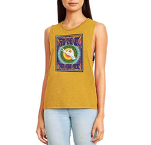 Load image into Gallery viewer, Yoga Tank Tops - Find The OM Rock Concert Crew Yoga Tank - Go OM Yourself