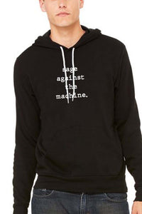 Sage Against The Machine Hoodie - Softest Unisex Hoodie - Go OM Yourself