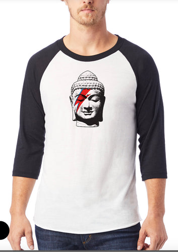 Yogi Stardust Stadium Raglan Yoga Tee - Men - Go OM Yourself